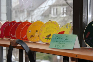 Sleigh Bell Gifts= student made