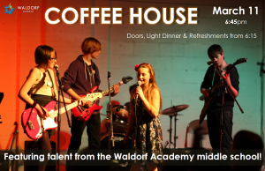 Coffee House 2015 Poster
