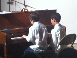 Piano Jam