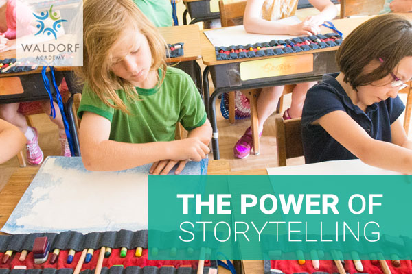 The Power Of Storytelling | Waldorf Academy | Toronto Private School Childcare