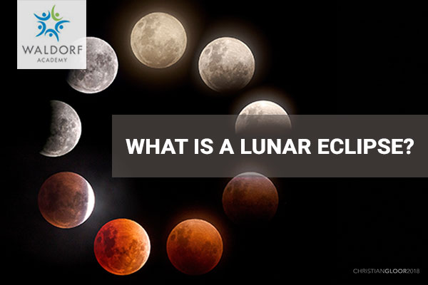 What is a lunar eclipse? | Waldorf Academy | Toronto Private School Childcare
