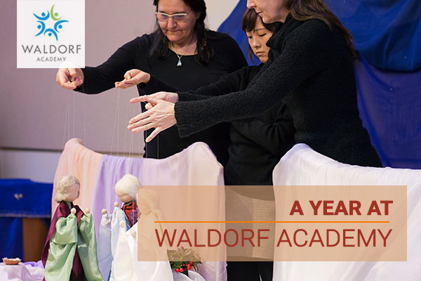 A Year At Waldorf Academy | Waldorf Academy | Toronto Private School Childcare