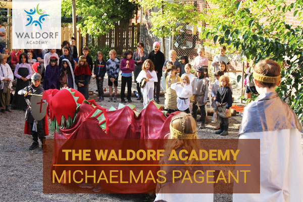 The Waldorf Academy Michaelmas Pageant | Waldorf Academy | Toronto Private School Childcare